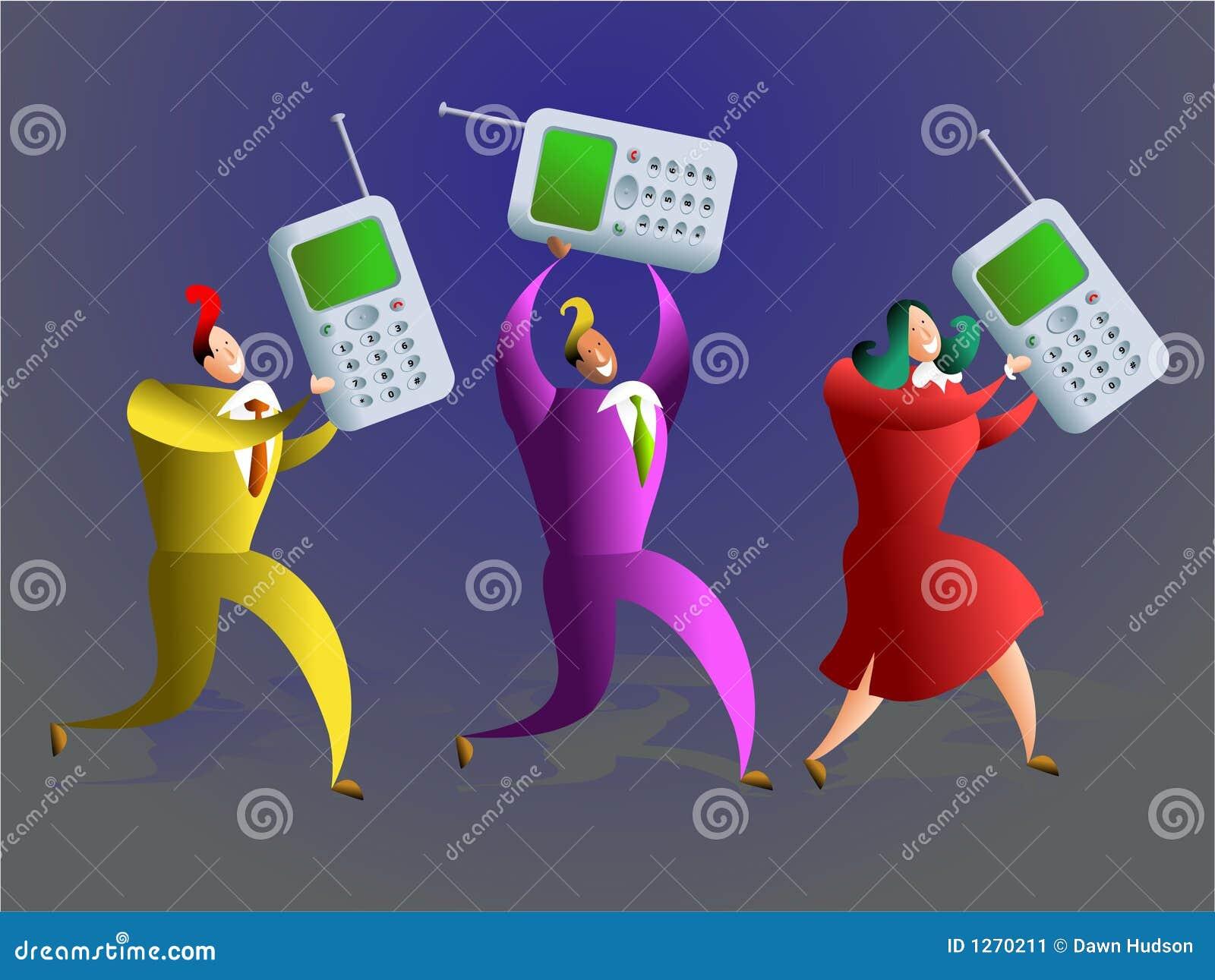 Personas móviles