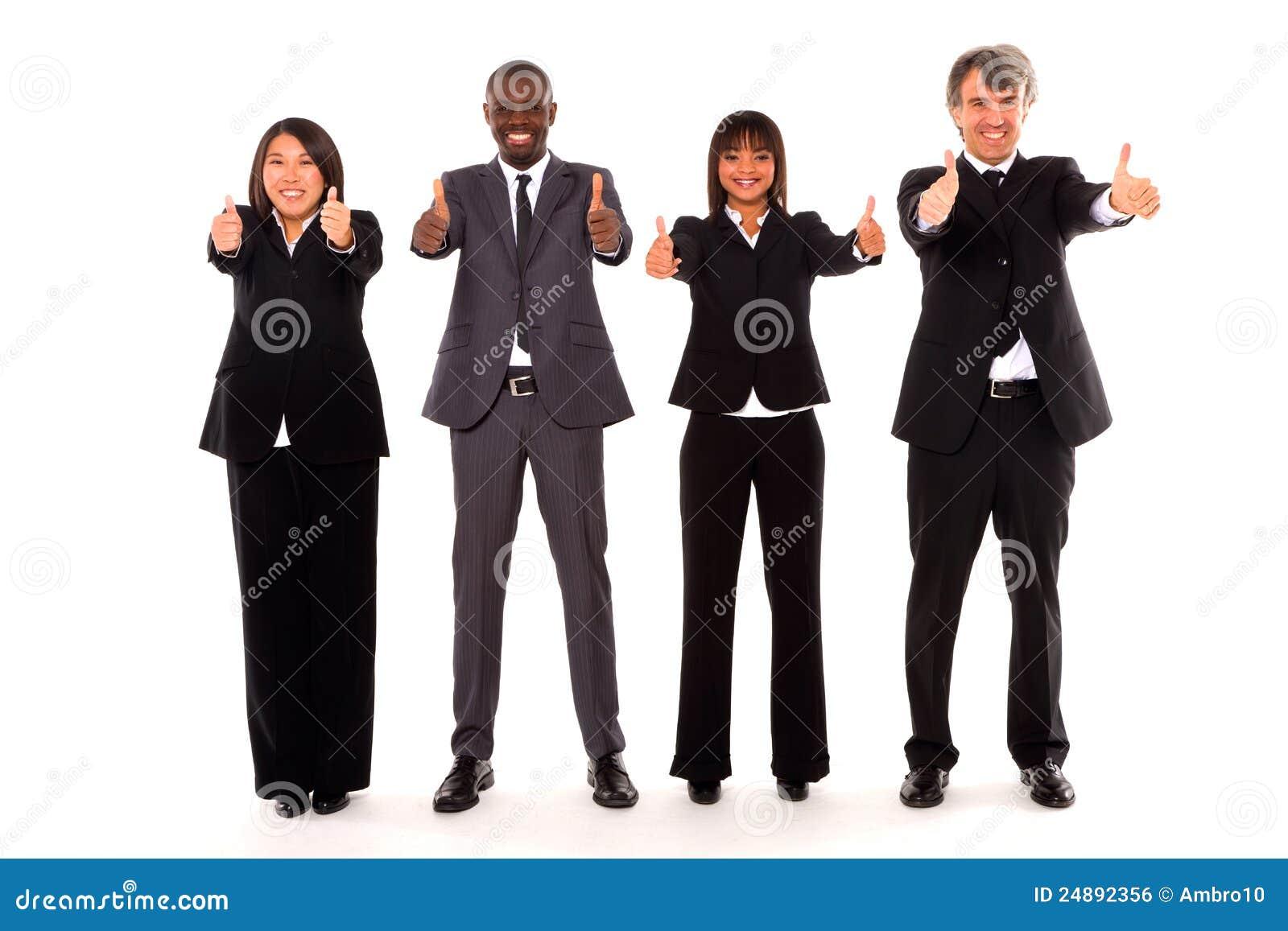 Personas Multi-ethnic