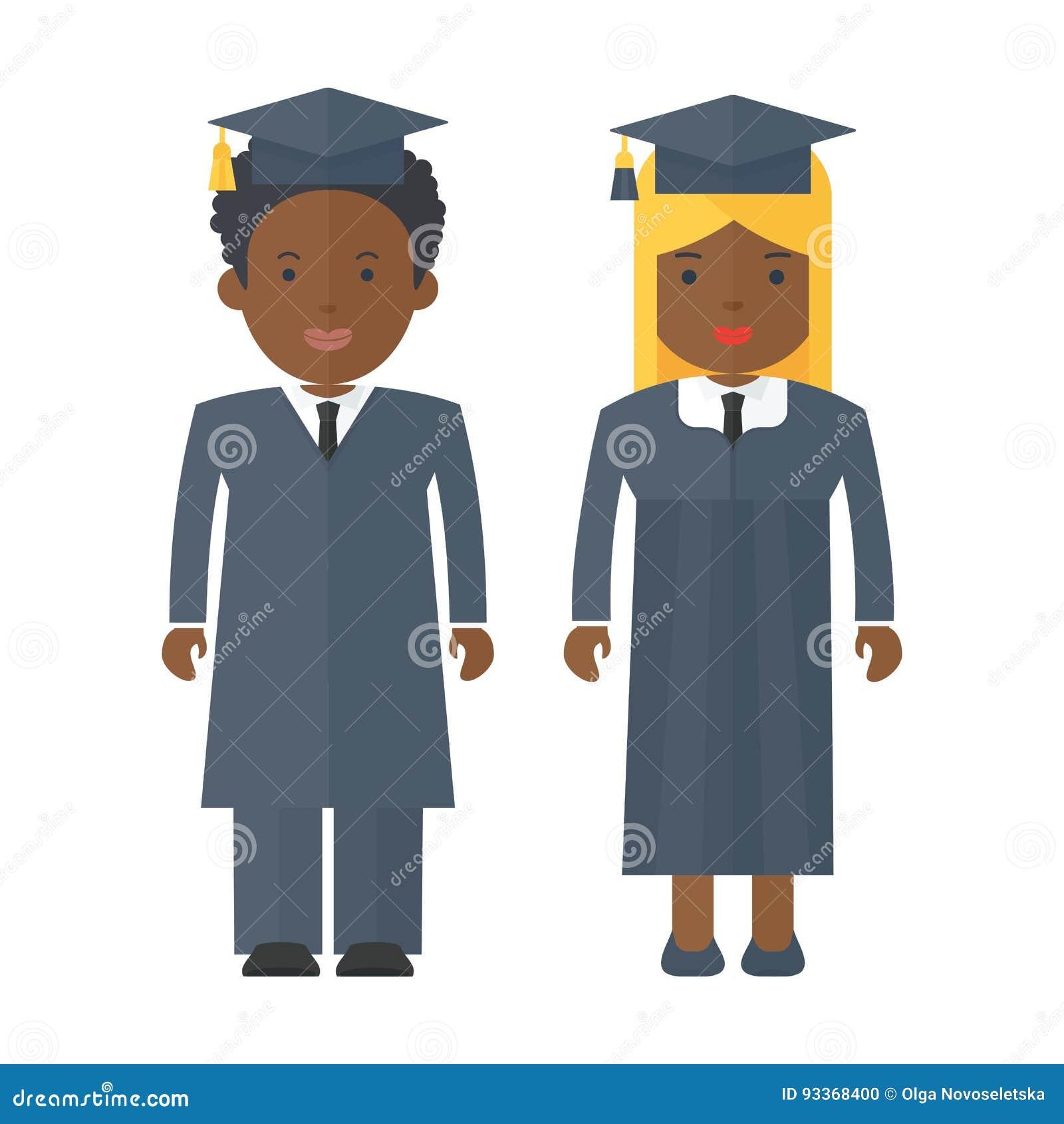 Personas negras de los profesores