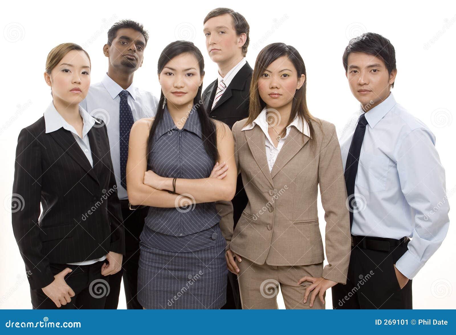 Frases Para Personas Serias: Personas Serias Del Asunto Imagen De Archivo. Imagen De