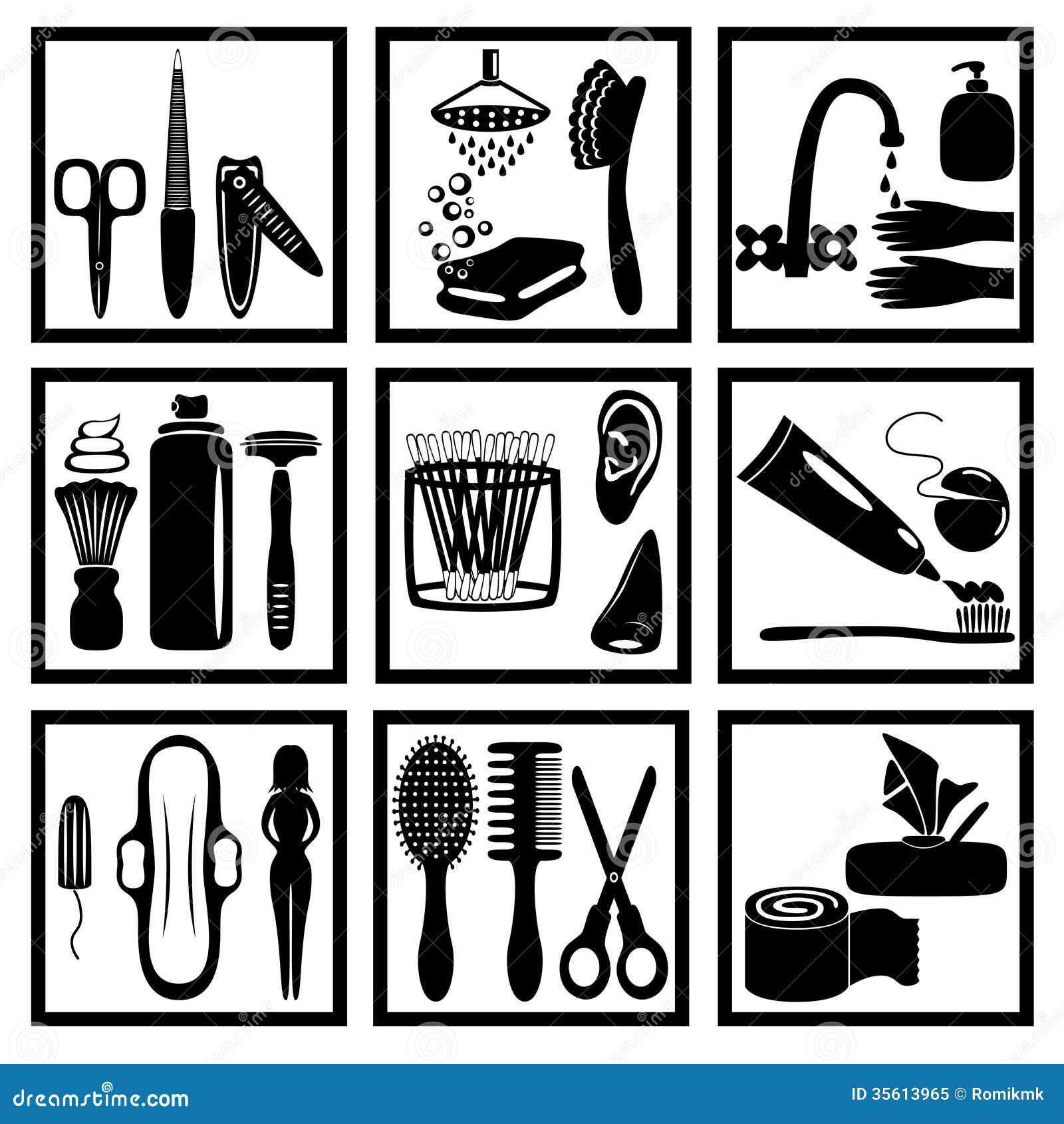 Personliga Hygien I Koket
