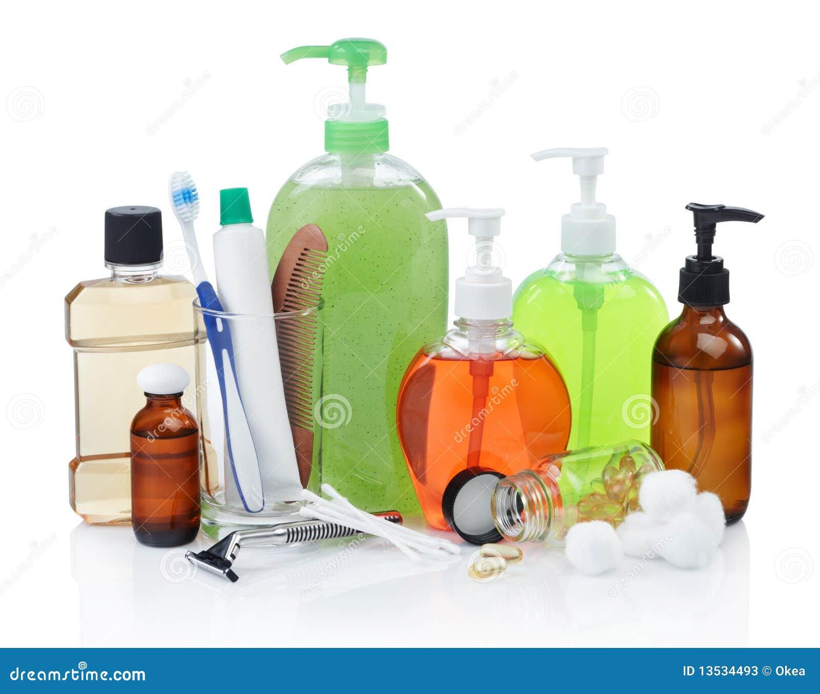 Personliga produkter för hygien