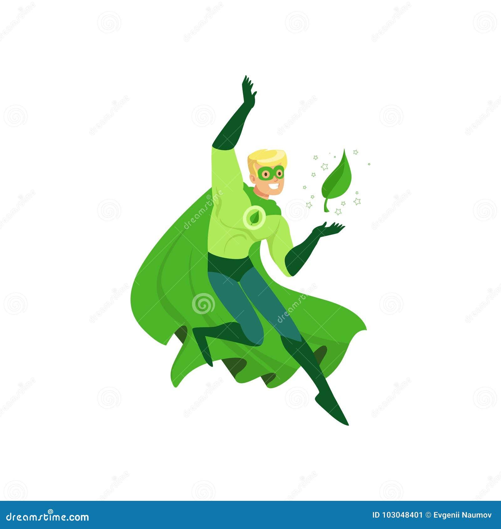 Personnage De Dessin Animé De Super Héros Deco Avec Des