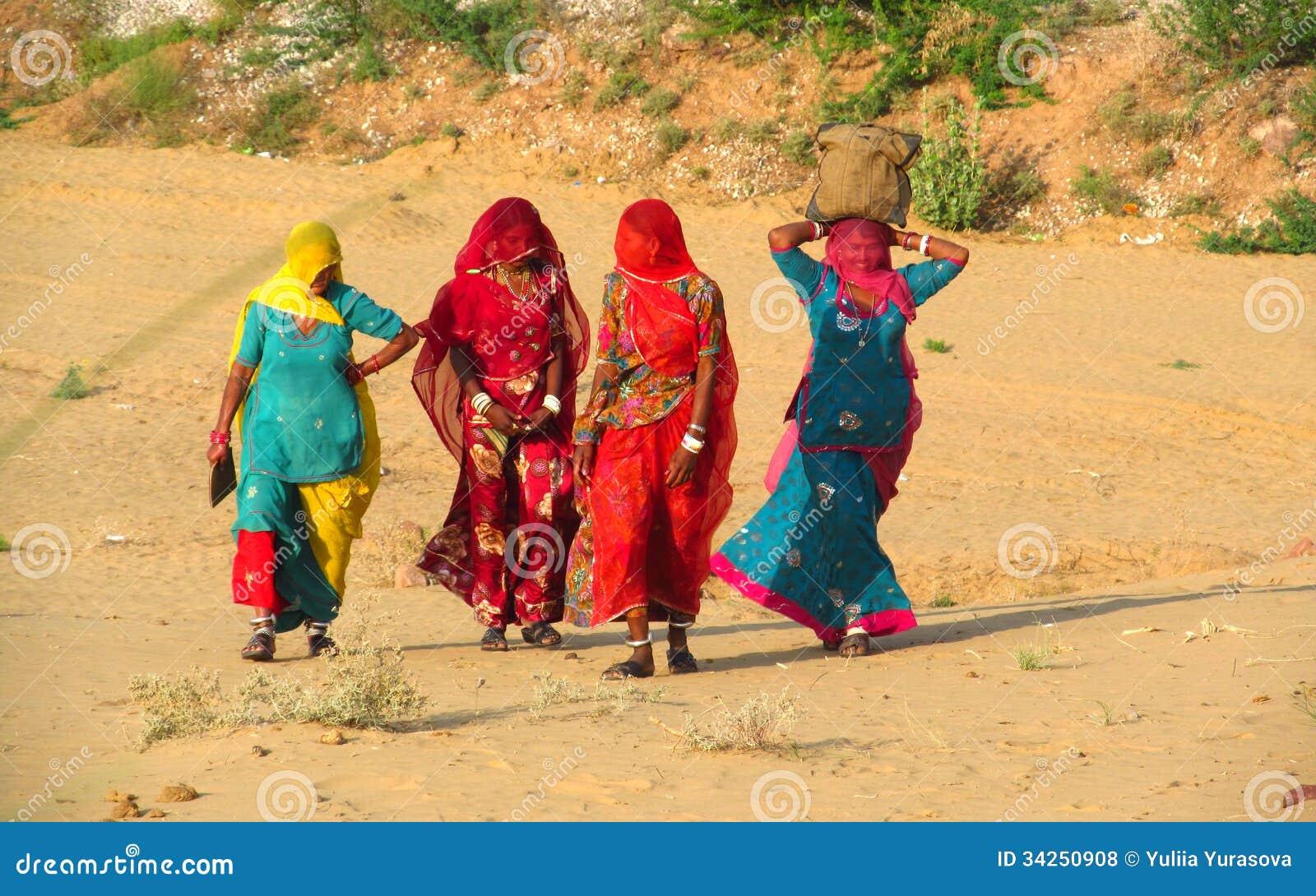 Personnes indoues dans l Inde