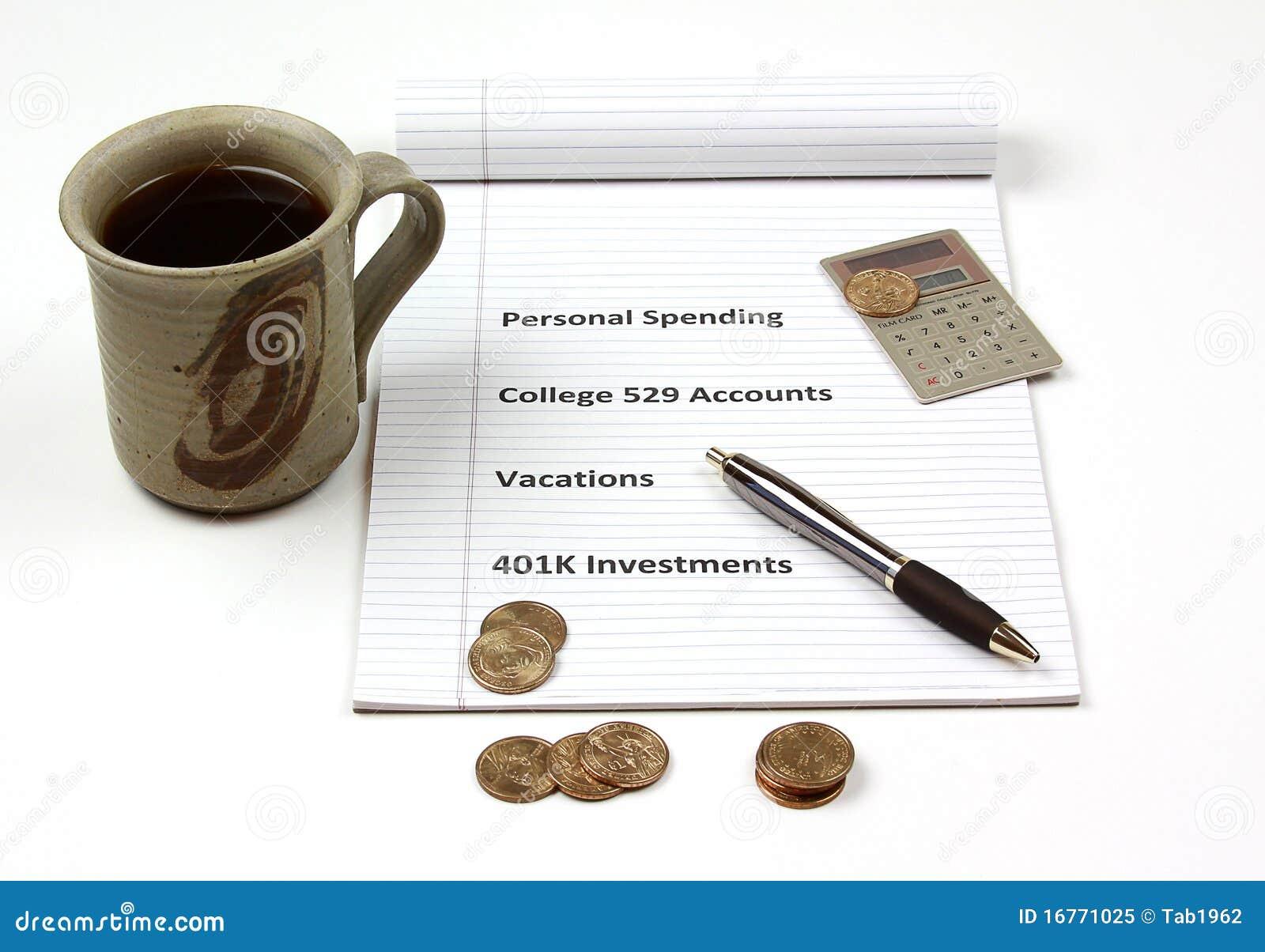 Persoonlijke Financiële Besluiten