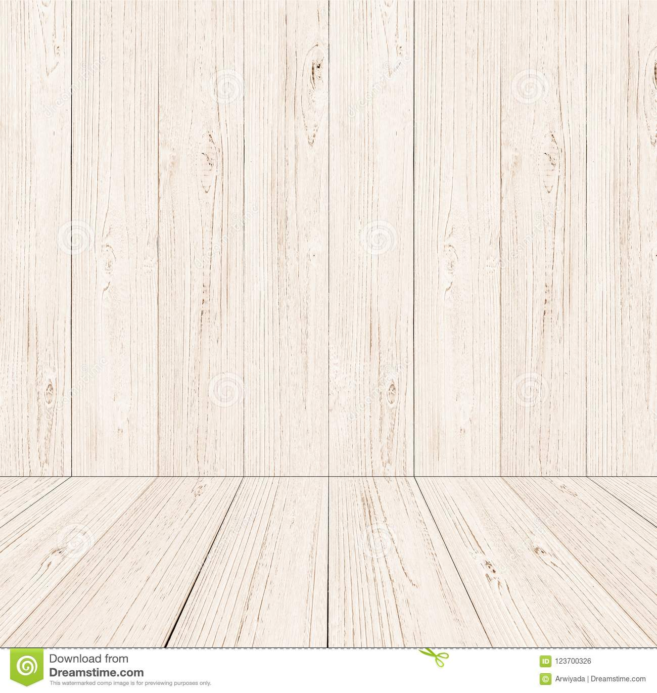 Perspective Light Color Wood Wall Backdrop Texture