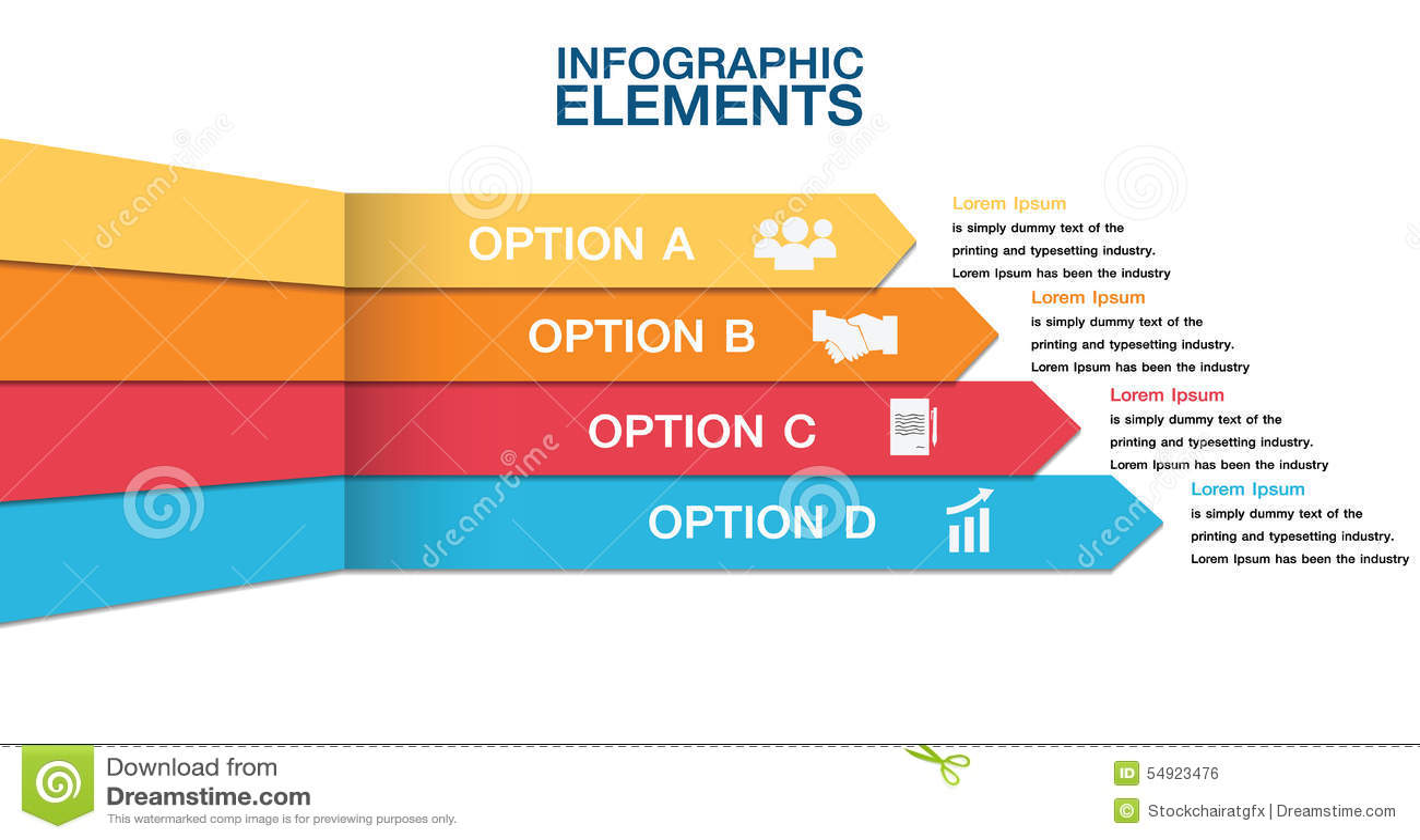 Perspektiven-Vektor-Plan-Design