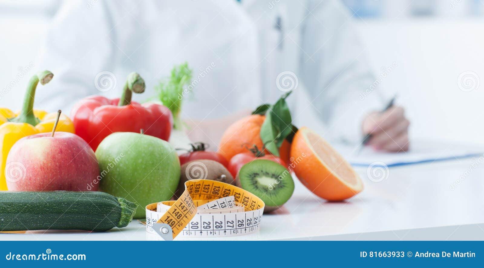 Perte de régime et de poids