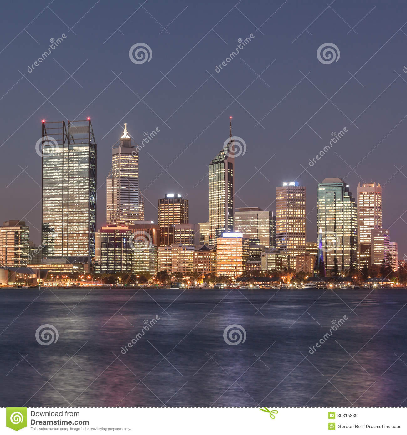 perth in western australia royalty free stock images. Black Bedroom Furniture Sets. Home Design Ideas