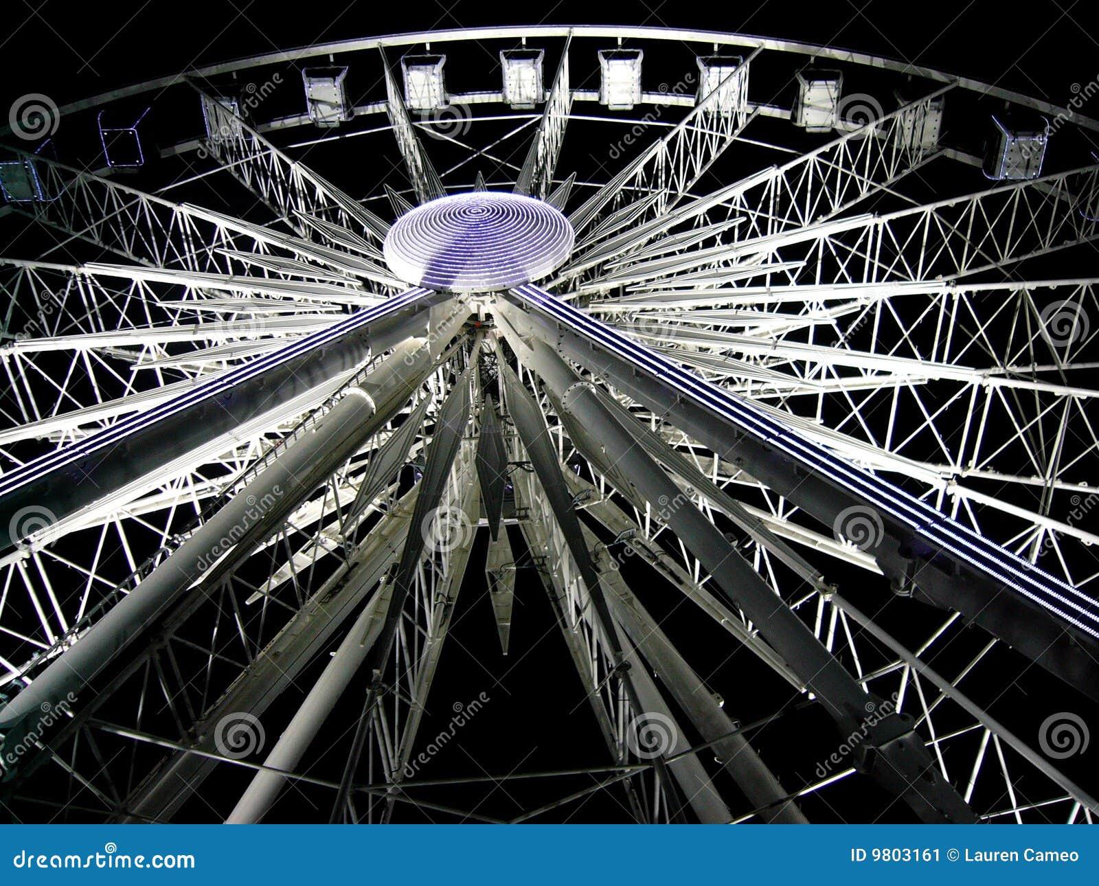 Date wheel in Perth