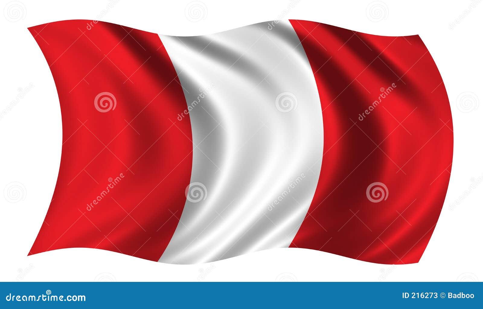Peru bandery