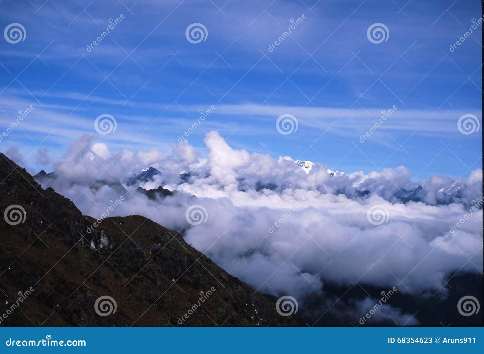 Peru da fuga do Inca