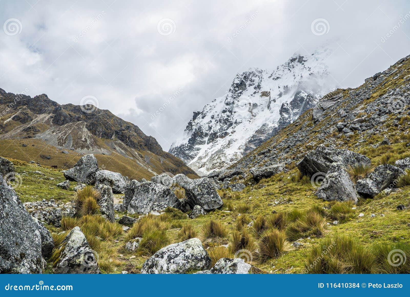 Peru Trekking de Salkantay