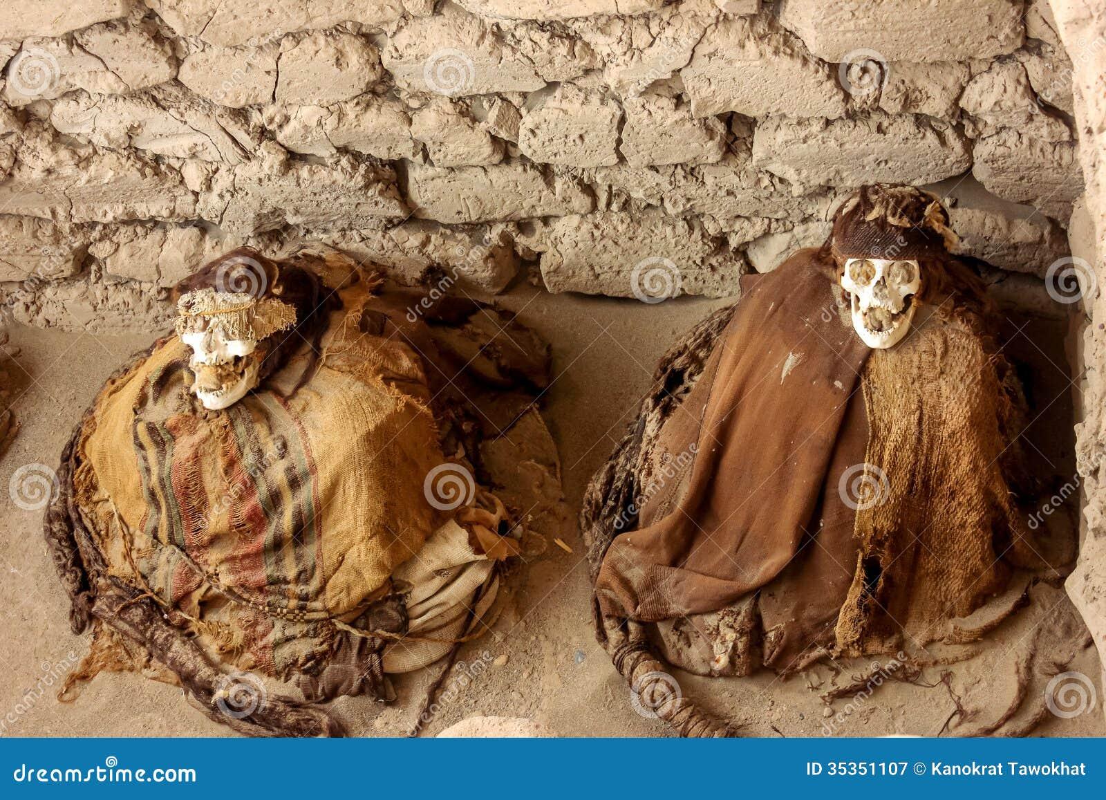 Peruvian Mummy Royalty Free Stock Photography - Image ...
