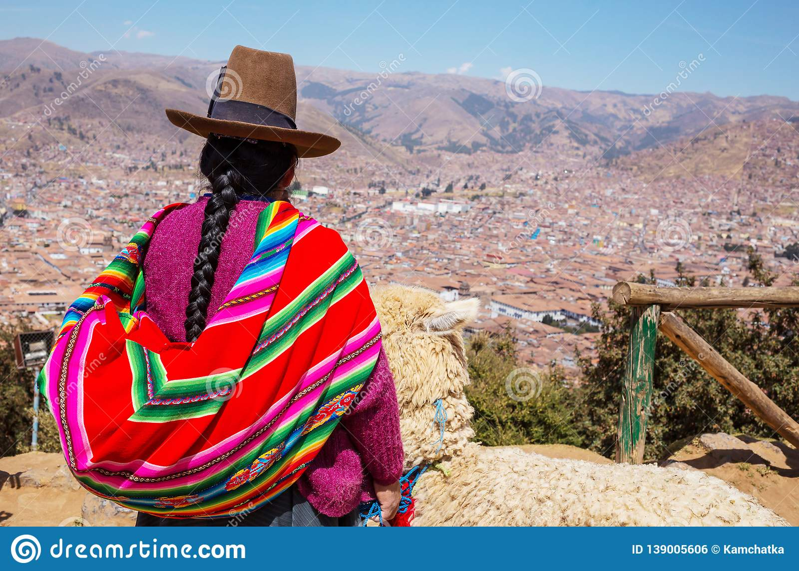 Peruvian people editorial photo. Image of latin, andean ...