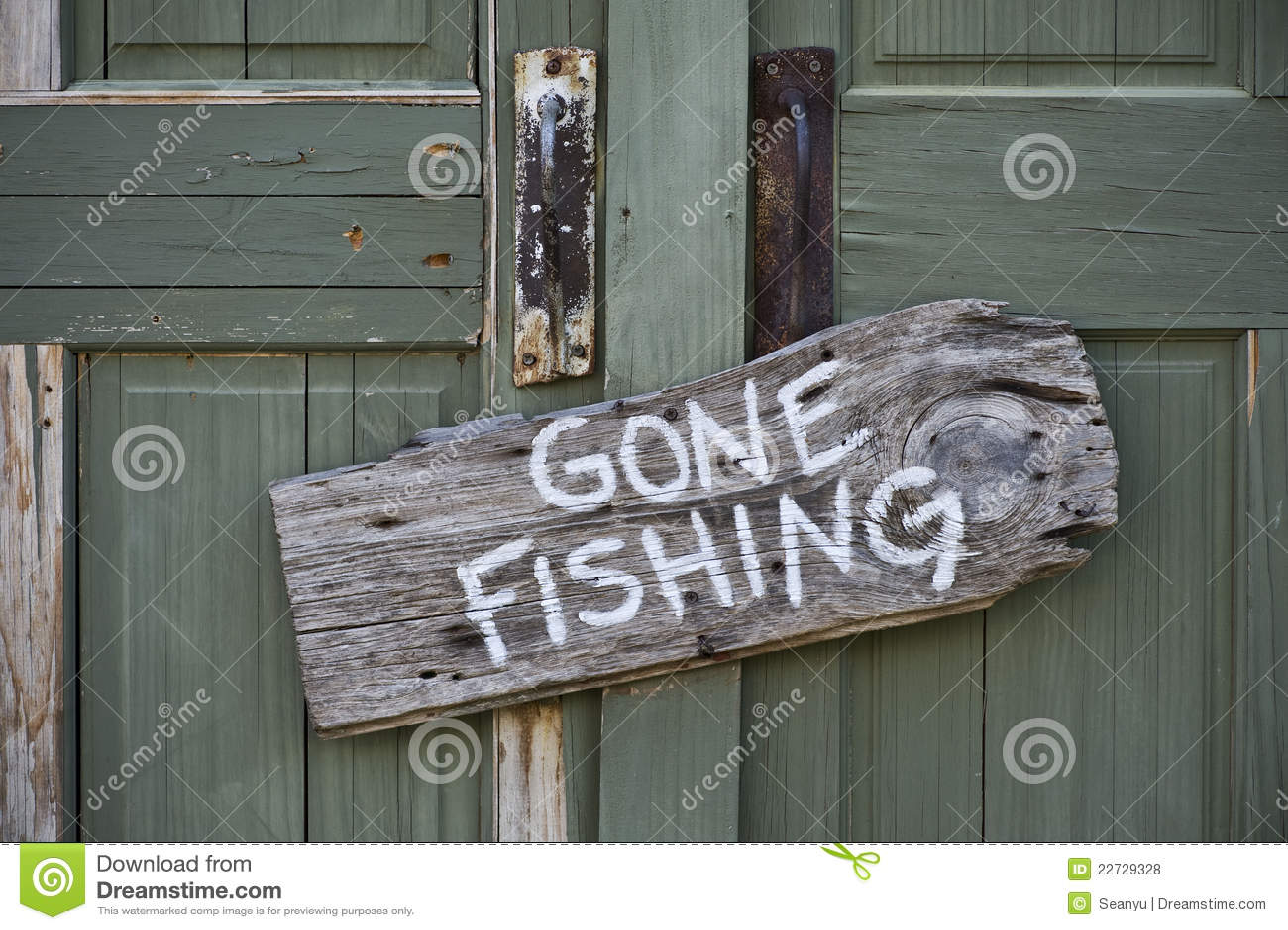 Pesca andata.