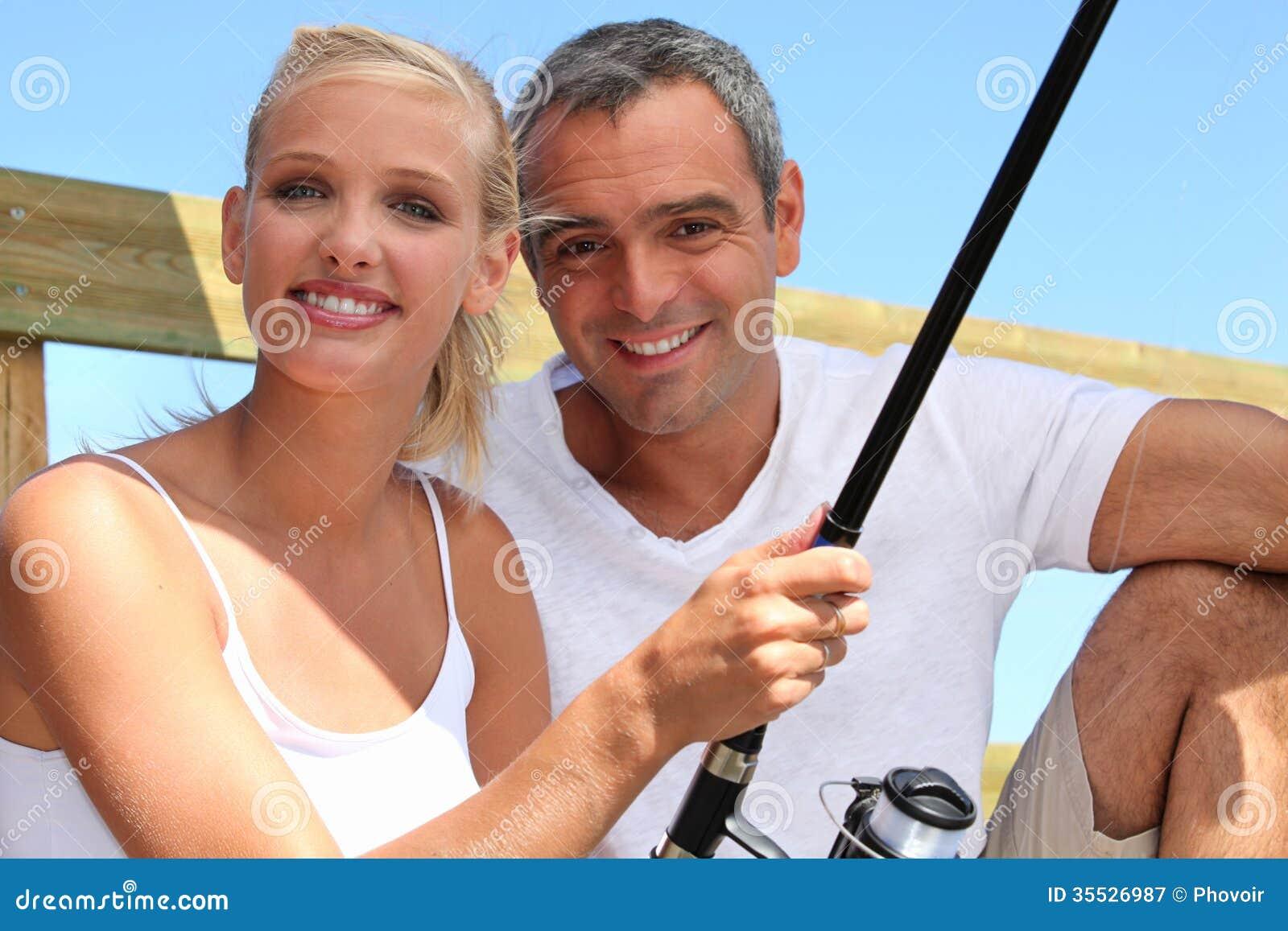 Pesca de los pares