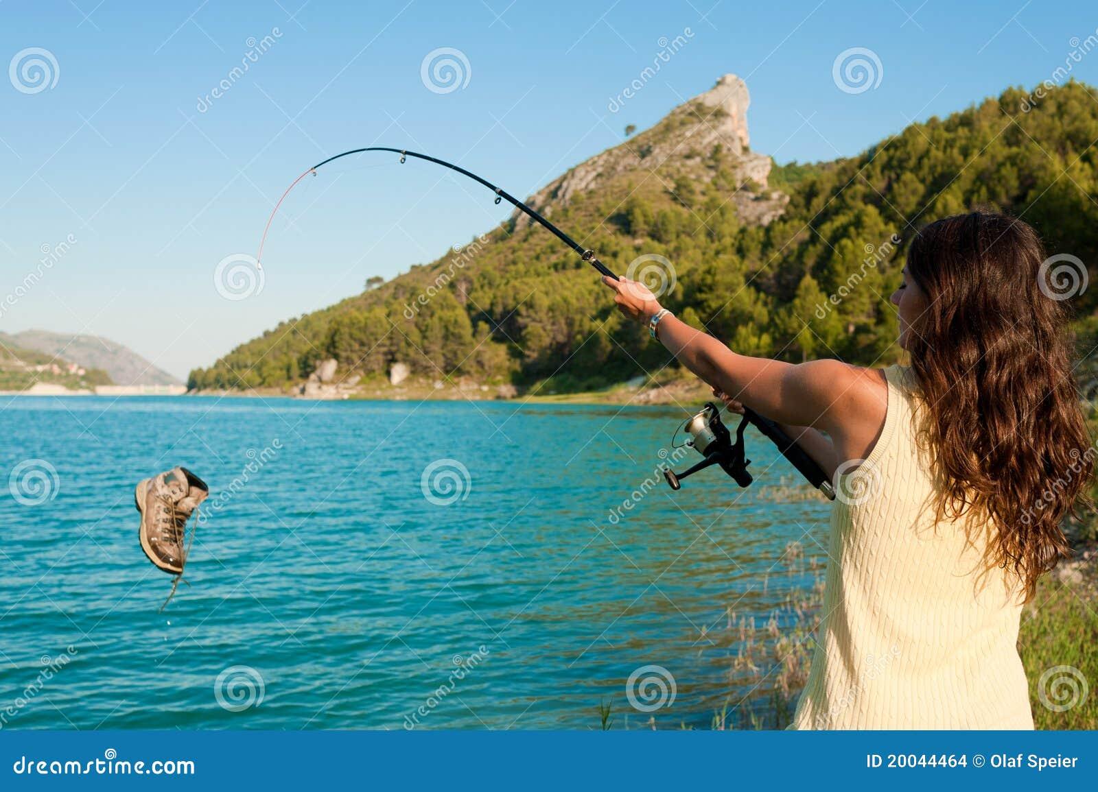 Pesca de un cargador del programa inicial