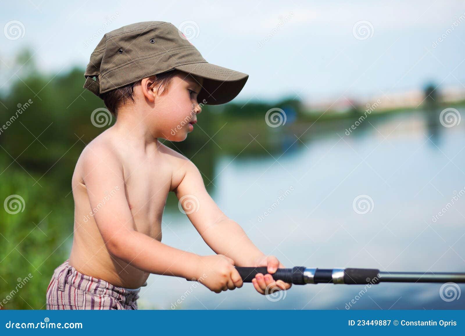 Pesca del niño