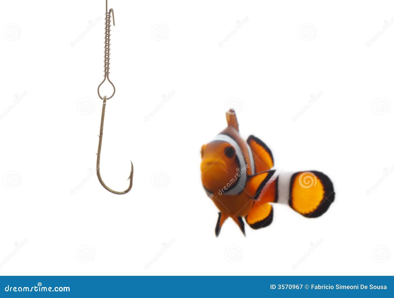 Pesca del pagliaccio