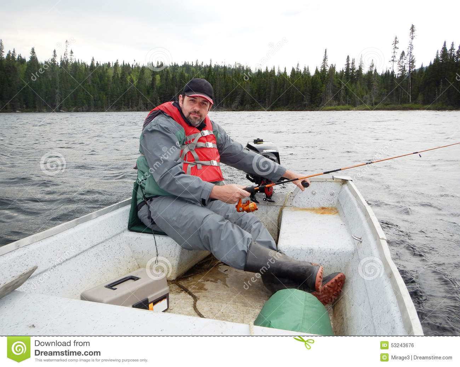 Pesca do homem