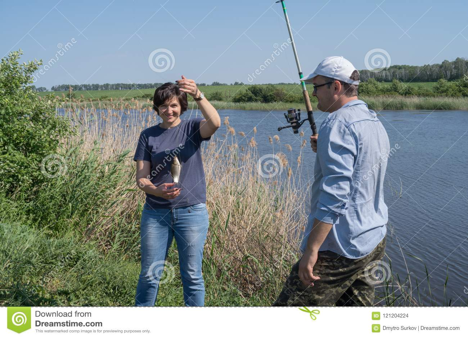 Pesca ou dobrar dos pares