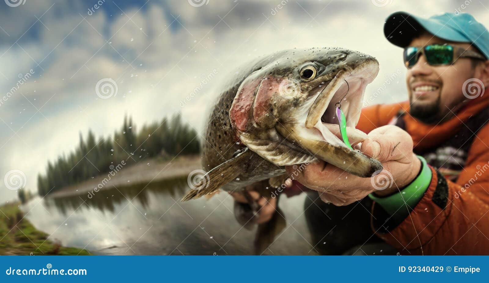 Pesca Pescatore e trota