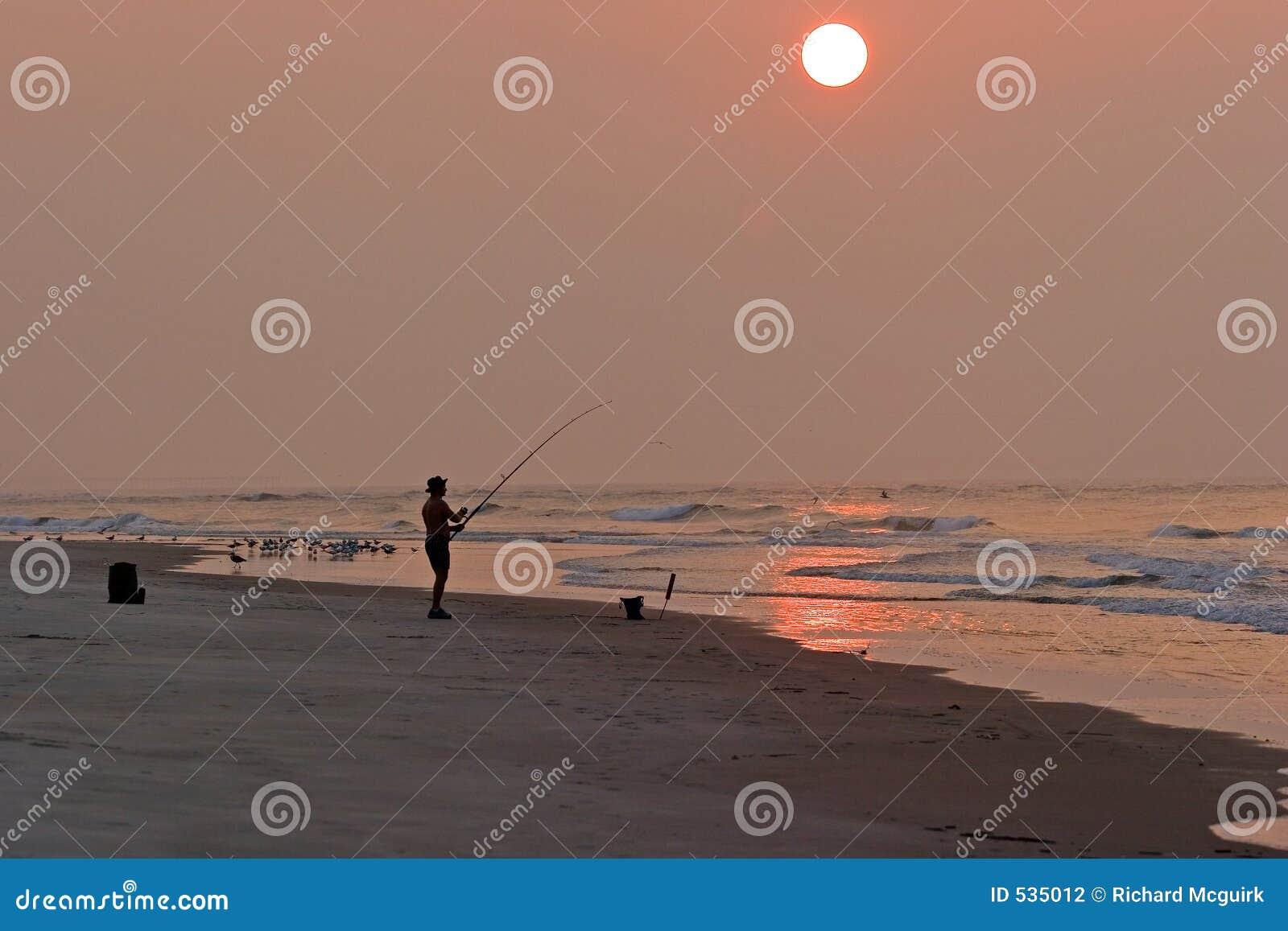 Pescador do alvorecer