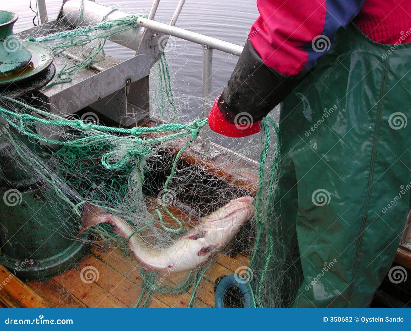 Pescador norueguês