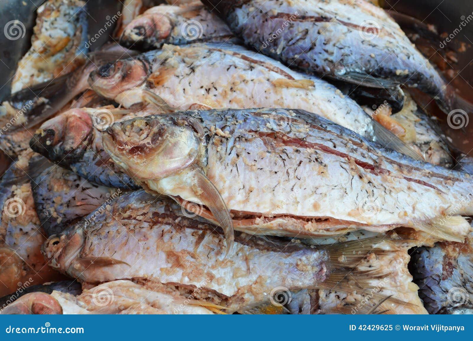 Pescados salados