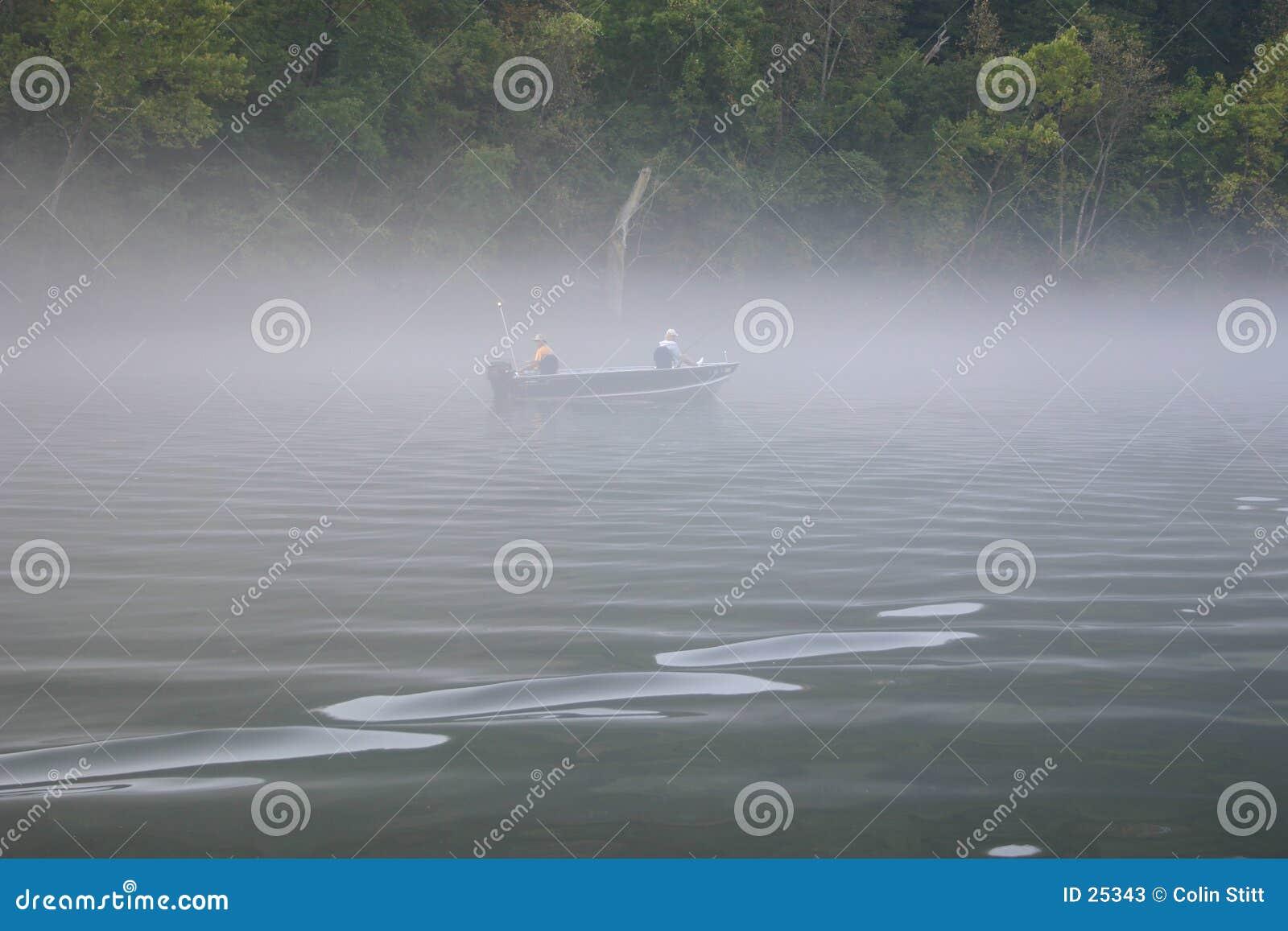 Pescando dalla barca