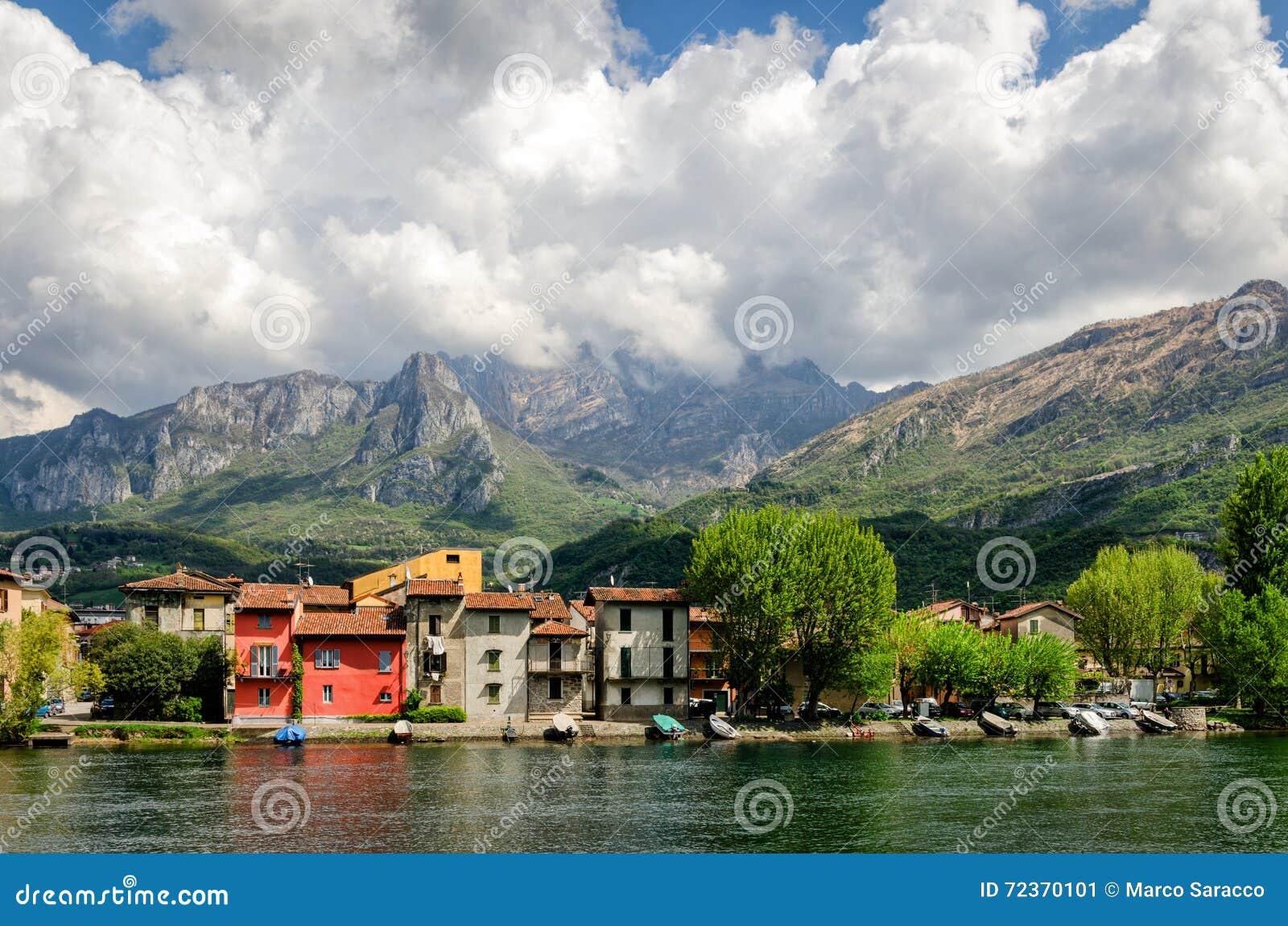 Pescarenico (莱科意大利)