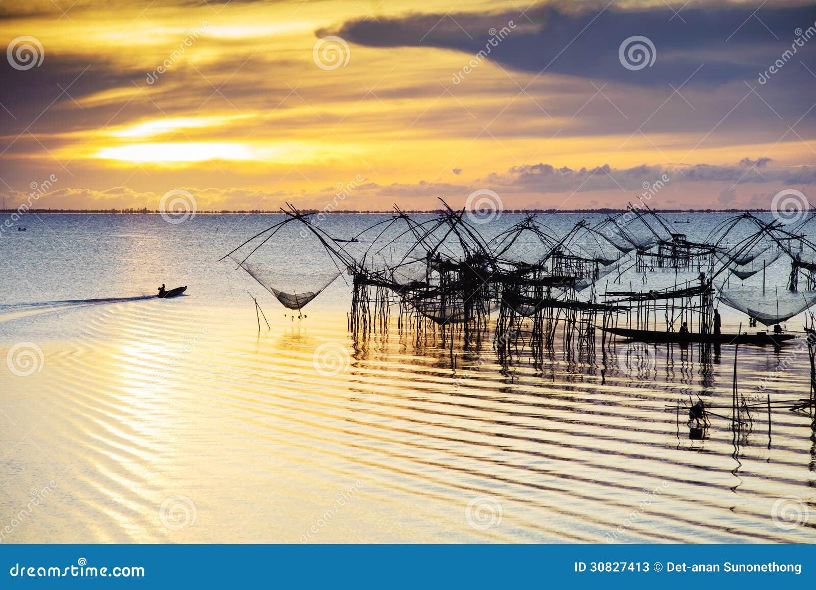 Pescatore ed il mare, Tailandia