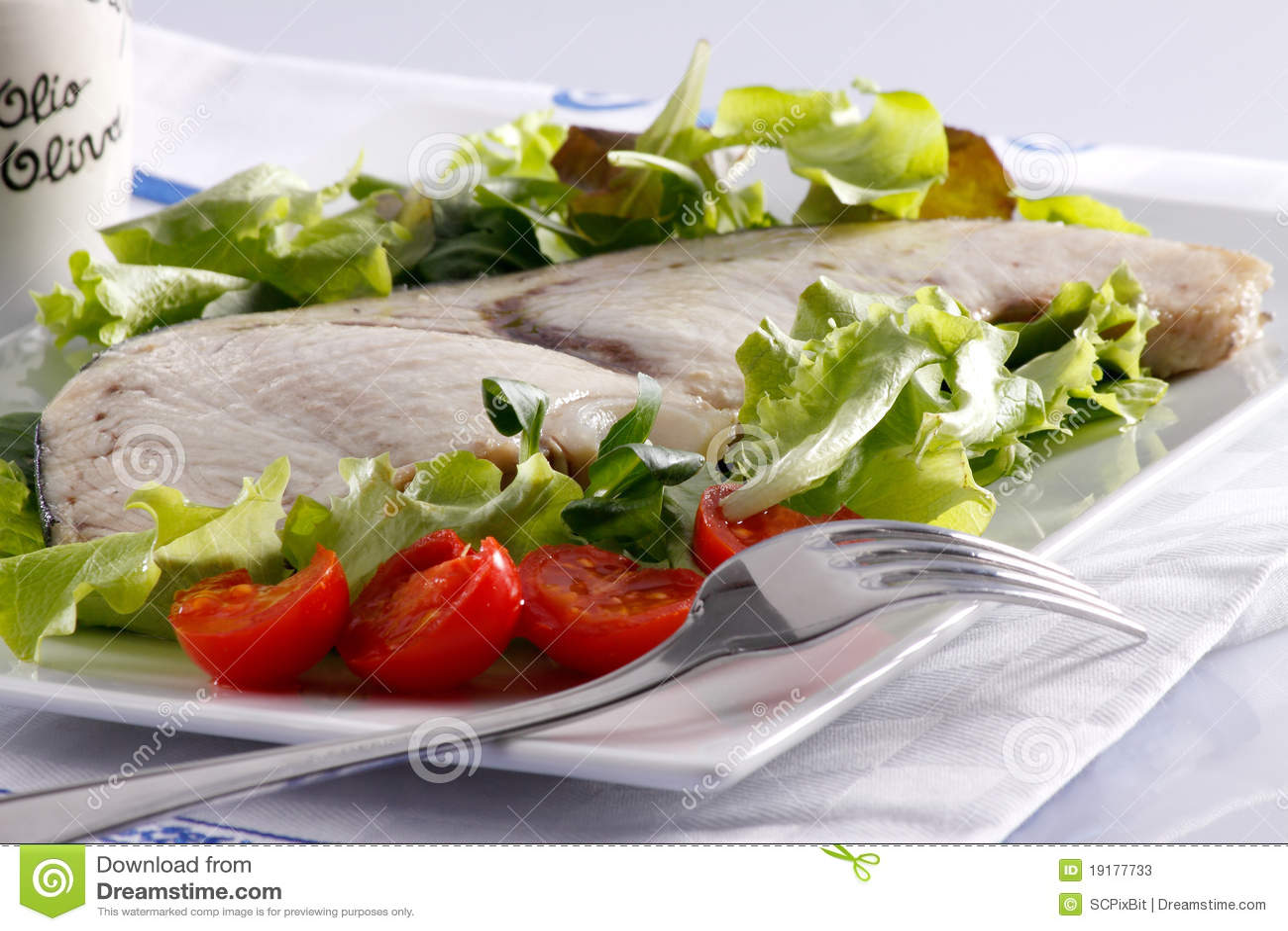 Pesce spada - Swordfish