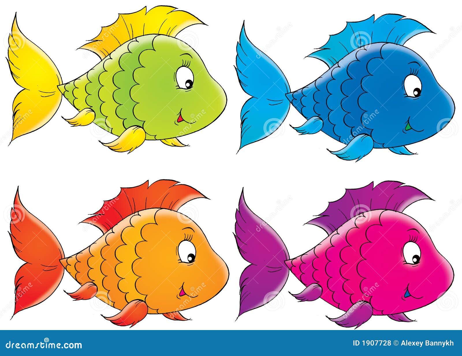 Pesci di corallo