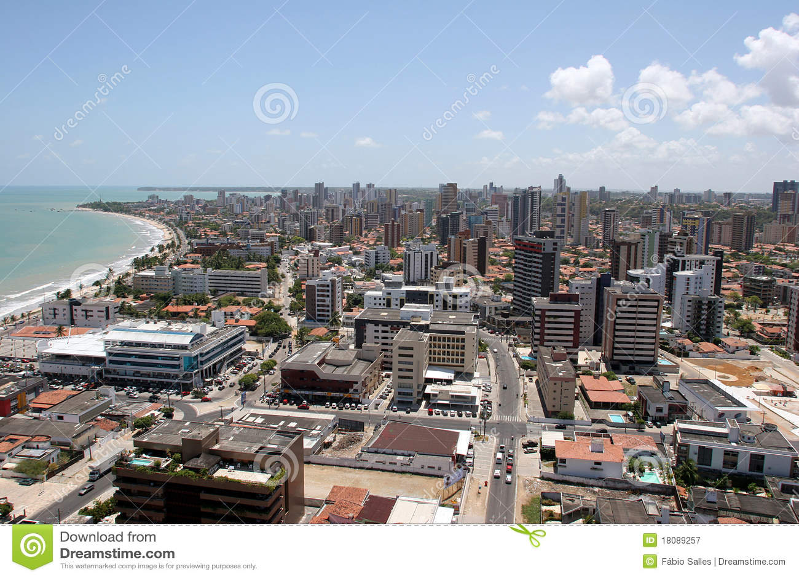 Pessoa de Joao, ville au Brésil