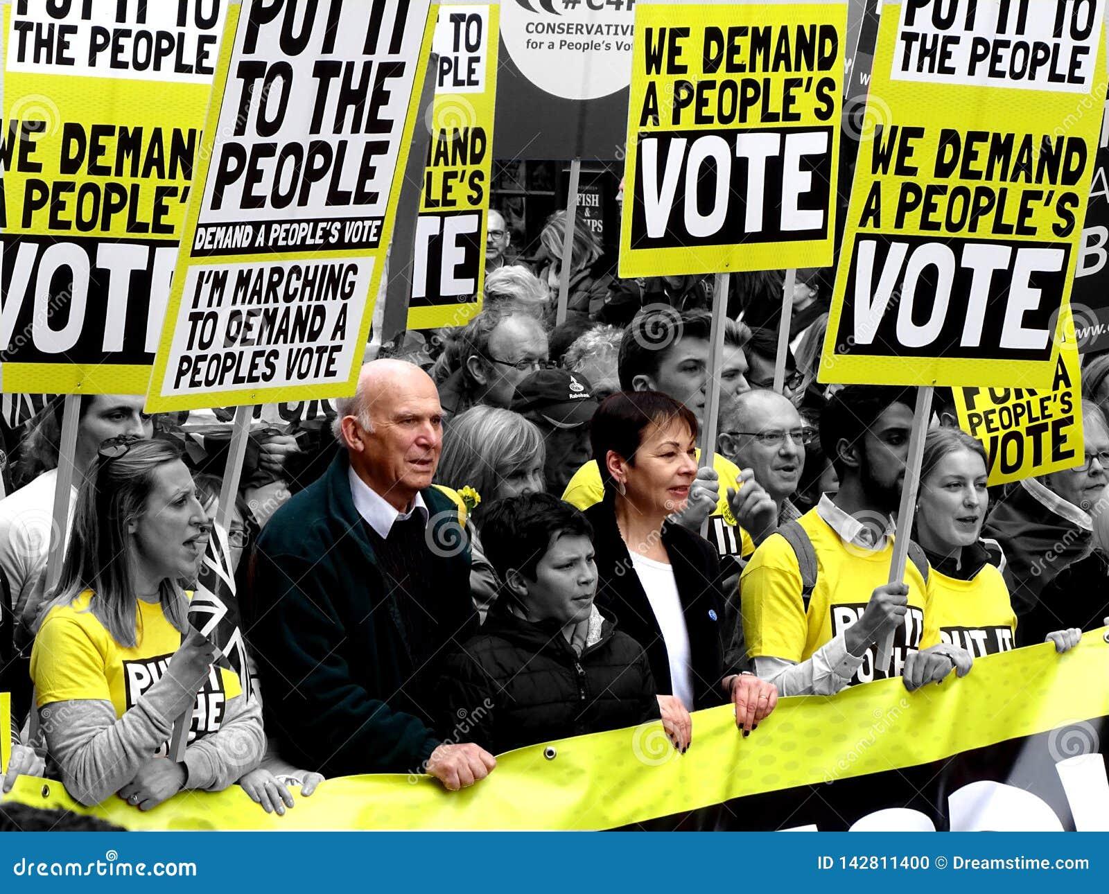 Pessoa voto o 23 de março março de 2019