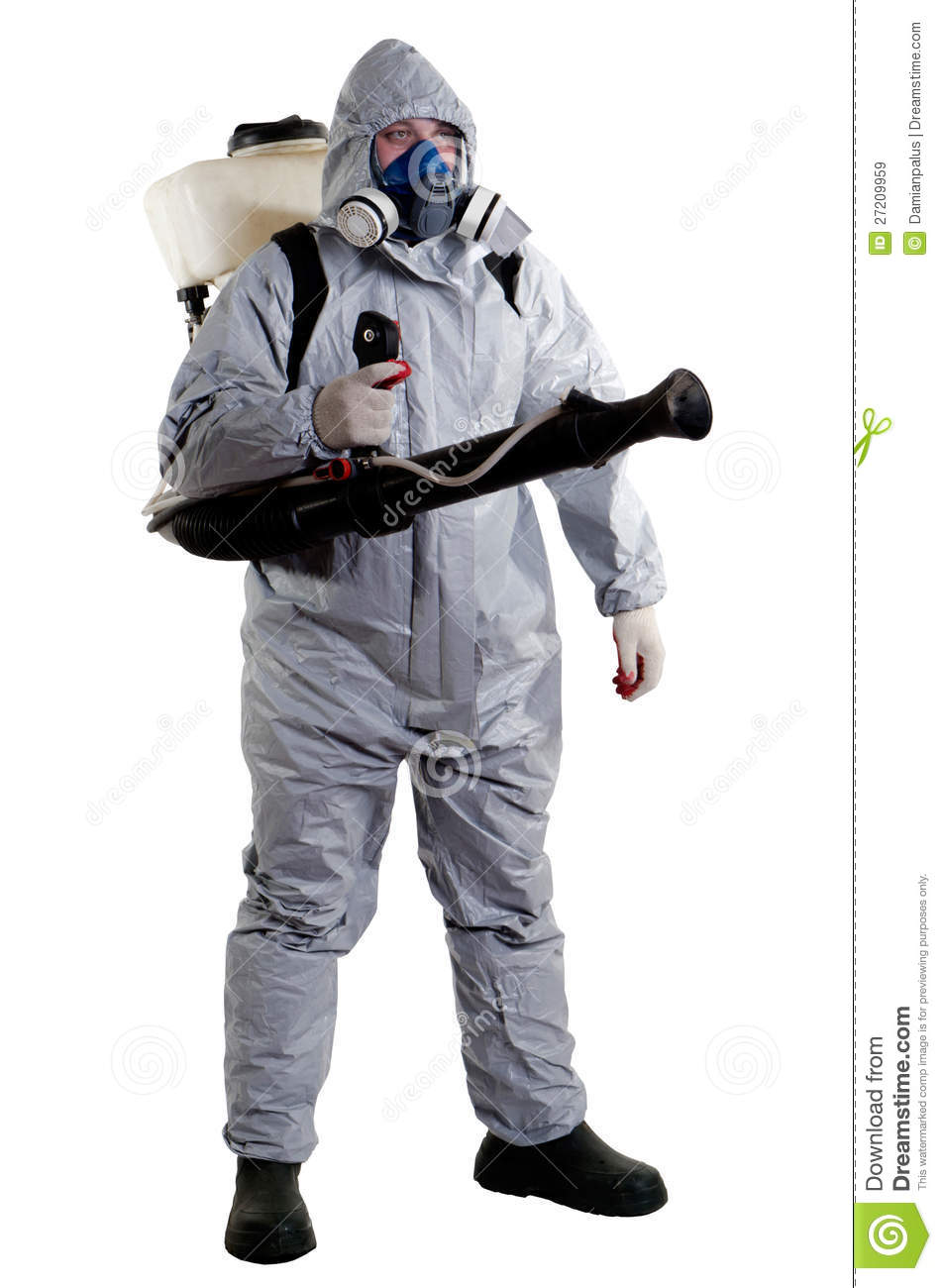 Pest Control Worker Royalty Free Stock Images - Image ...