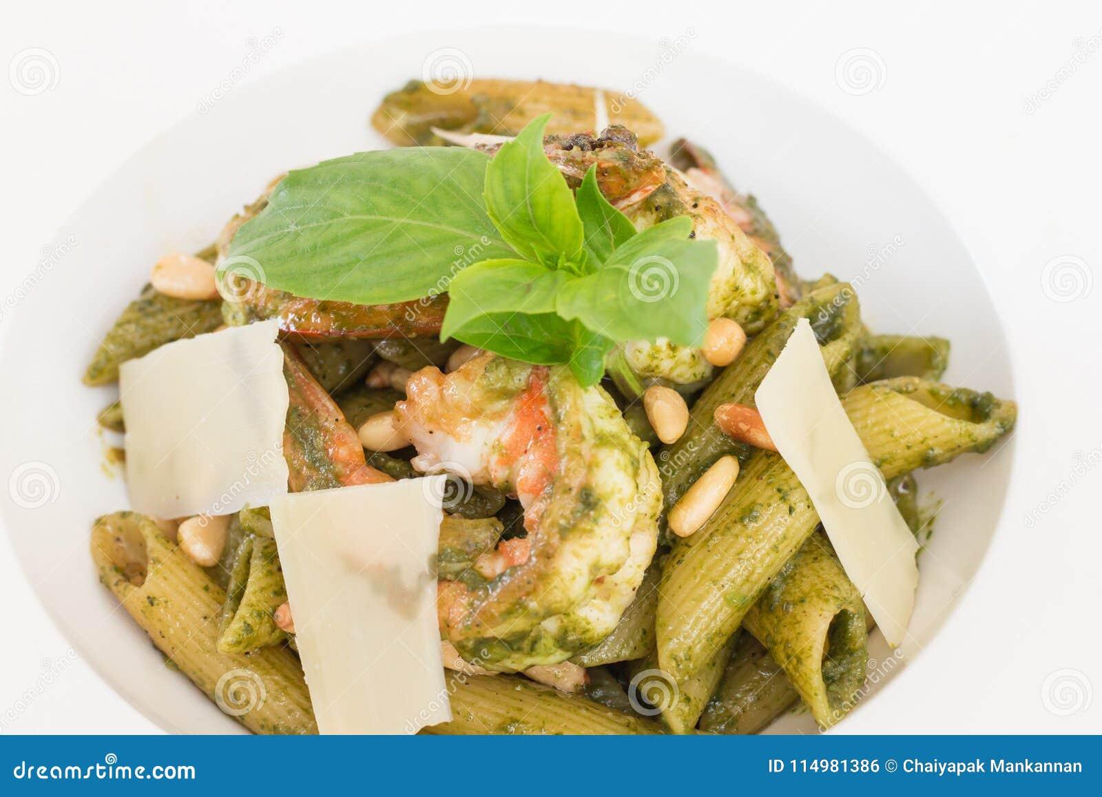 Pesto della pasta di Penne