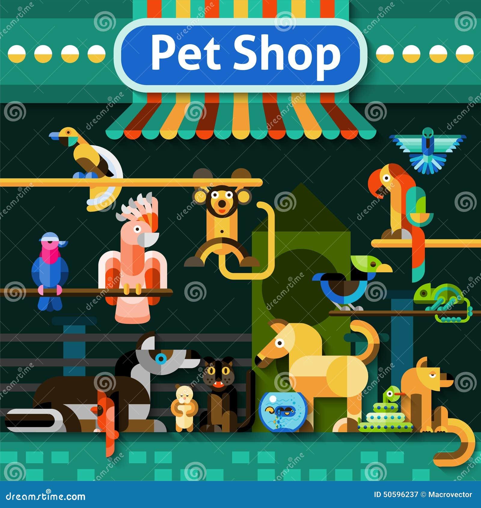 pet store business plan