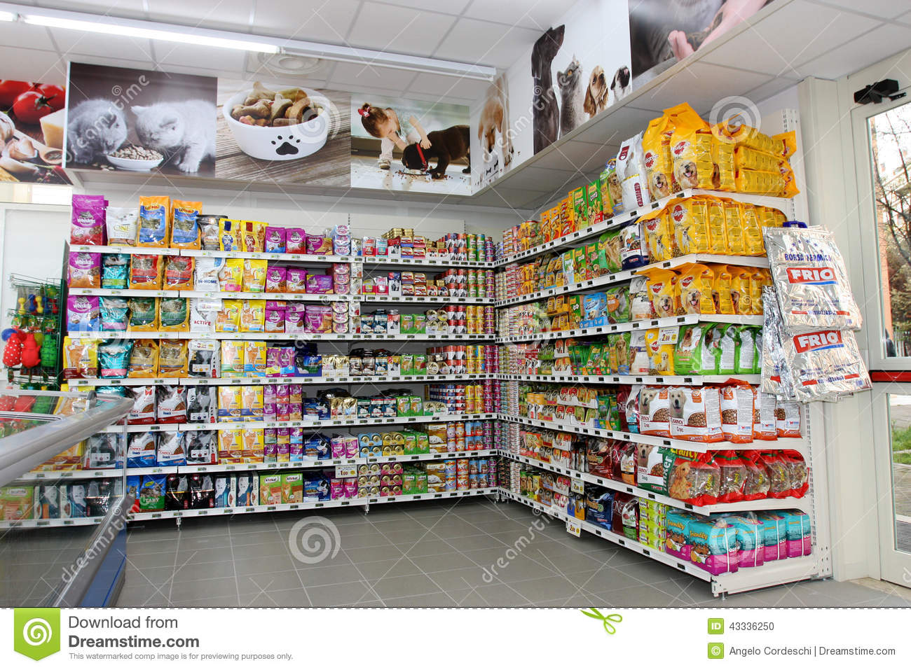 Italy Health Food Stores