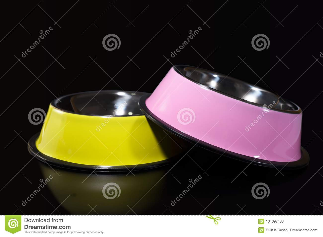 Pet supplies about bowl for food.