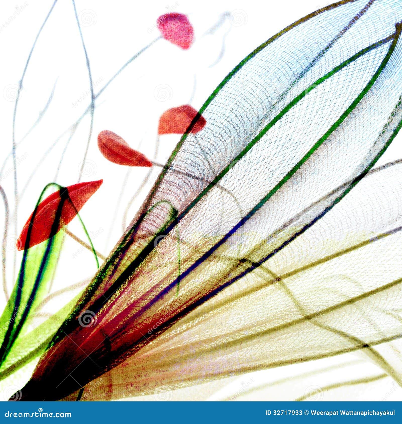 Petal and pollen design