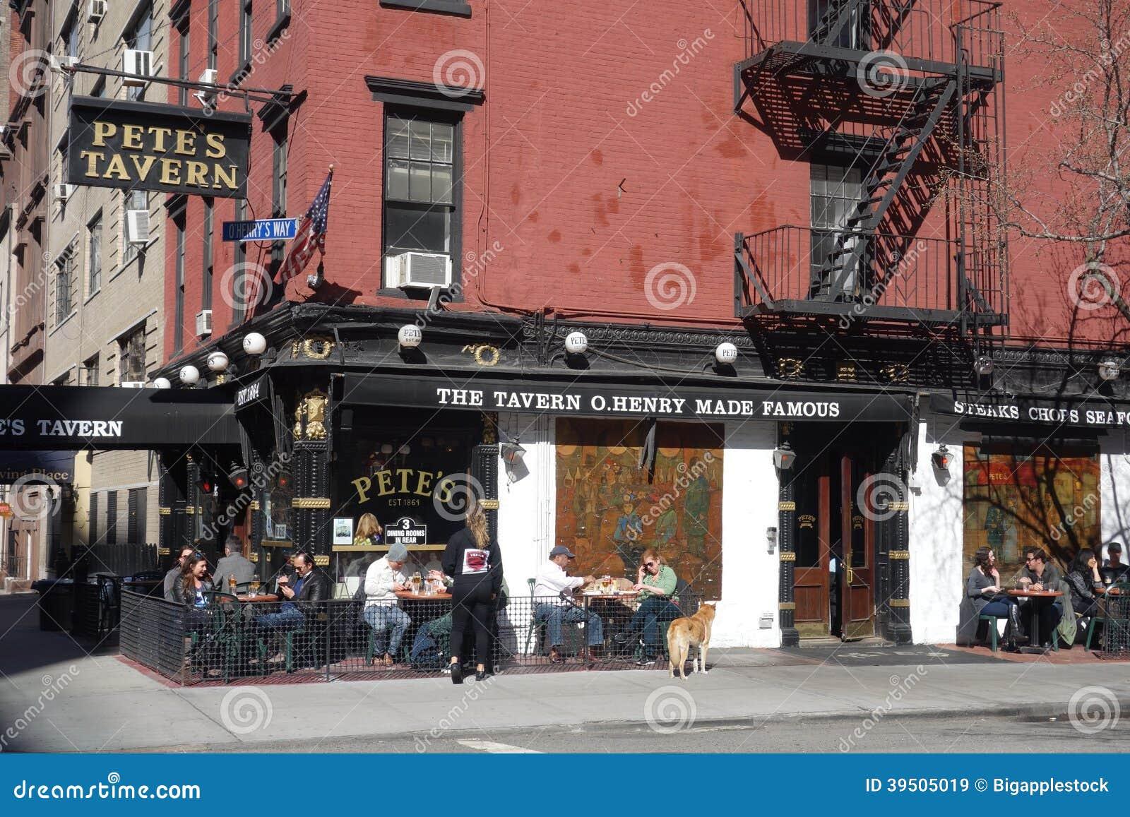 Pete s Tavern