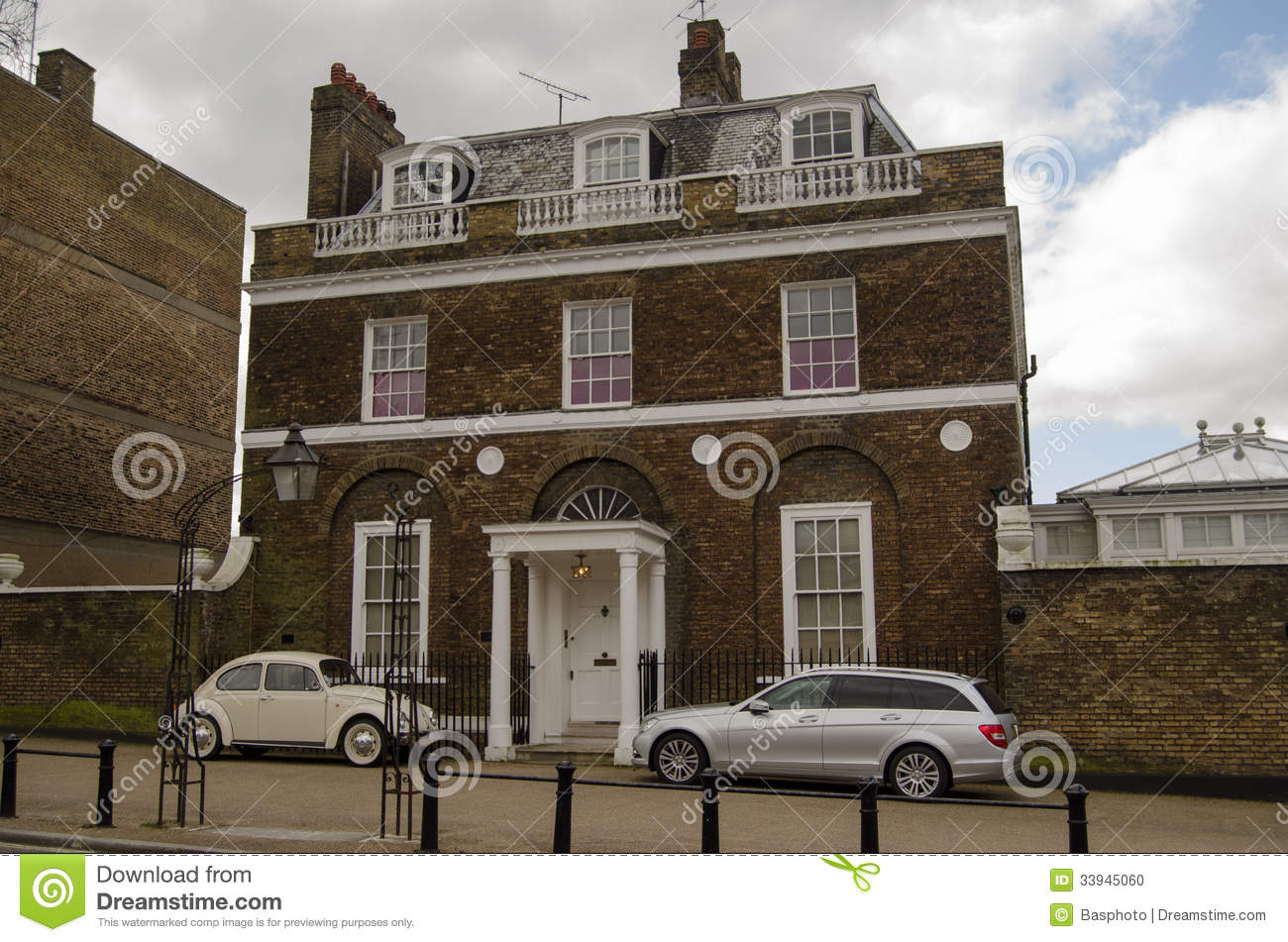 Celebrity house pictures london