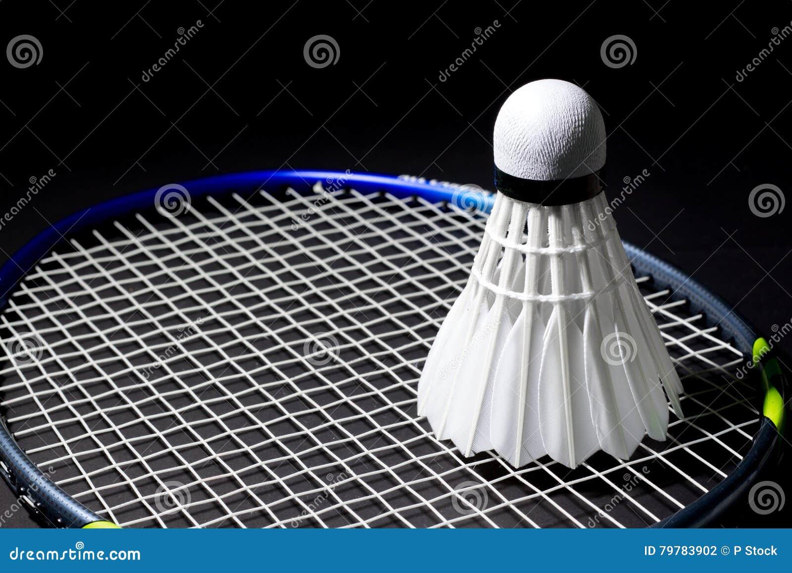 Petecas na raquete