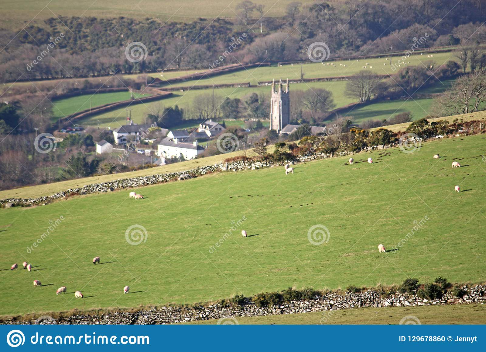 Peter Tavy, Dartmoor