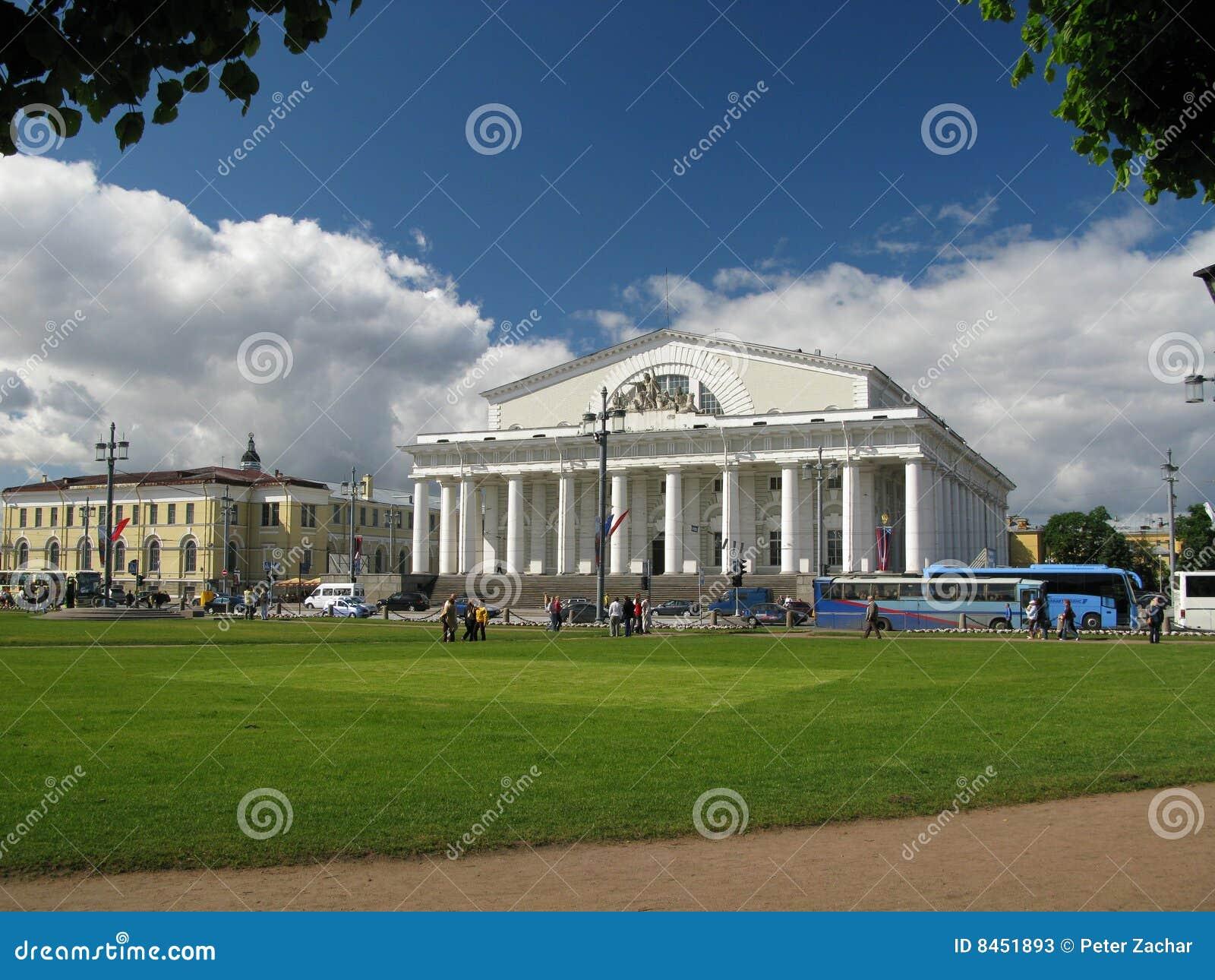 Petersburg russia st