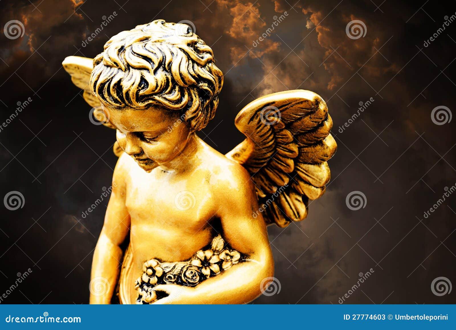 Petit ange d or