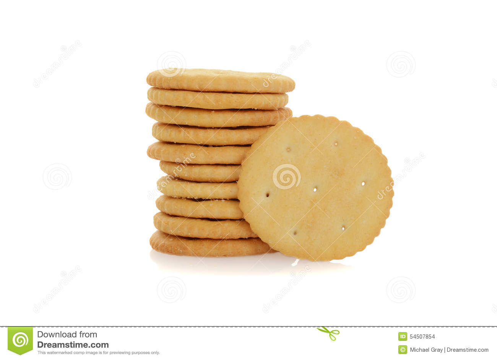 Petit biscuit rond